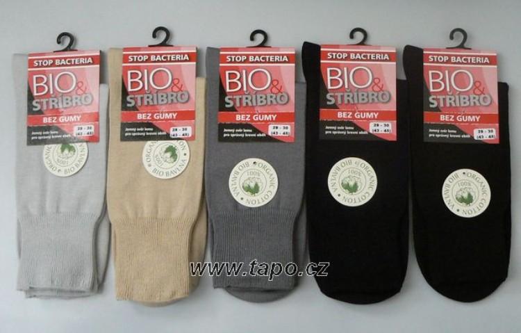 Ponožky - Ponožky se stříbrným vláknem - Tapo.cz e0d023ec6b